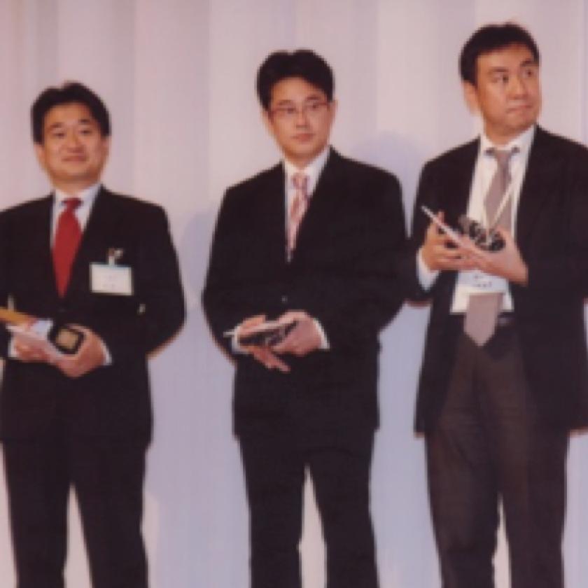 第6回 日本角膜学会学術奨励賞 平岡孝浩